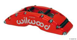 "Wilwood TC6 Radial Mount Caliper - 6 Piston / 1.38"" Disc"