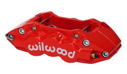 Wilwood W4A Radial Mount Caliper - 4 Piston
