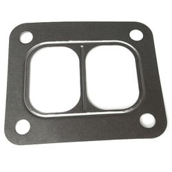 T4 Divided Turbo Inlet Gasket (Twin Scroll) Stainless Steel