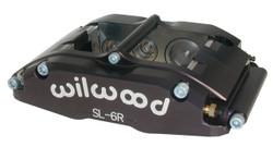 Wilwood Billet Superlite 6 ST Radial Mount - Left Hand