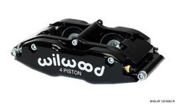 """Wilwood Billet Narrow Superlite 4R Radial Mount Calipers - 1.25"""" Pistons, 1.10"""" Disc"""