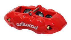 """Wilwood D8-4 Rear Calipers - 1.38"""" Pistons, 1.25 Disc - Universal Mount Location"""