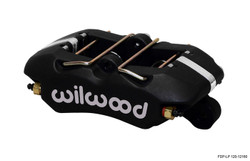 """Wilwood Forged DynaPro Lug Mount Low-Profile Calipers - 1.12"""" Pistons, 0.81"""" Disc"""