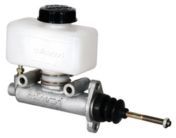 "Wilwood Combination Remote Master Cylinder - 5/8""-1-1/8"" Bore Sizes"