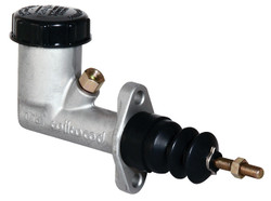 "Wilwood Integral Reservoir Compact Master Cylinder - 5/8""-3/4"" Bore Sizes"