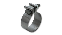 """Vibrant Stainless Steel Seal Clamp (2/2.25/2.5"""" OD Tubing)"""