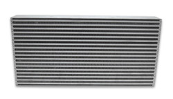 """Vibrant Air-to-Air Intercooler Core (Core Size: 25""""W x 12""""H x 3.25""""thick)"""