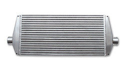 Vibrant Air-to-Air Intercooler with End Tanks - Up to 875HP