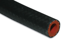 "Vibrant 1"" (25mm) ID x 20 ft long Silicone Heater Hose - Gloss Black"