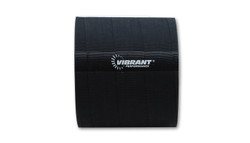 """Vibrant 4 Ply Aramid Reinforced Hose Connector - 3.5"""" x 3"""""""