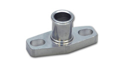 """Vibrant Oil Drain Flange w/ 5/8"""" OD Male Neck (for T3/T4 and GT40-GT55 Turbos)"""