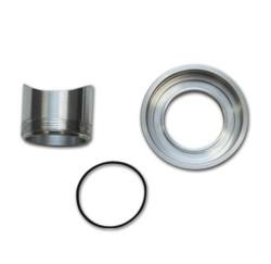 Vibrant Weld On Flange Kit for HKS SSQ BOV (Mild Steel Weld Fitting / Aluminum Flange)