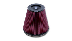 "Vibrant ""THE CLASSIC"" Performance Air Filter (7"" inlet ID, 7"" Filter Height)"