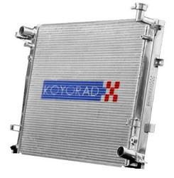 Koyo Aluminum Hyper V Radiator - Mazda Miata 1999-05 1.8L