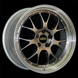 BBS LM-R Forged Aluminum Multi-Piece Wheel