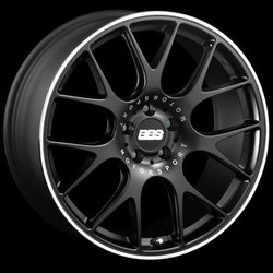 BBS CH-R Cast Aluminum Monobloc with Flow-Formed Rim Area