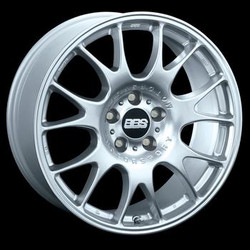 BBS CH Cast Aluminum Monobloc with Flow-Formed Rim Area