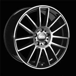 BBS CM Cast Aluminum Monobloc with Flow-Formed Rim Area - 5/112 - 19x9.5