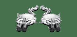 Akrapovic 07-13 BMW M3 (E92 E93) Slip-On without Tips (Titanium)
