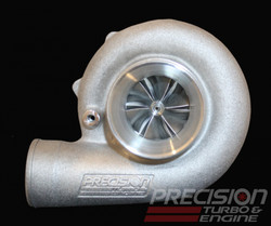 Precision Turbo Street and Race Turbocharger - PT7175 CEA - 985HP Rating