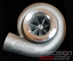 Precision Turbo Street and Race Turbocharger - PT94 - 1620HP Rating