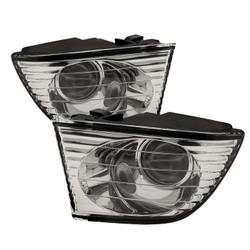 Spyder OEM Fog Lights w/o Switch (FL-LIS01-C) - Lexus IS300 2001-05