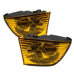 Spyder OEM Fog Lights w/o Switch (FL-LIS01) - Lexus IS300 2001-05