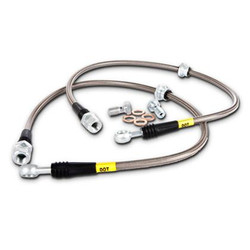 Stoptech Stainless Steel Rear Brake Lines - Nissan 350Z 2003-07