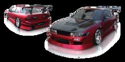 ORIGIN Lab S13 Silvia Aggressive Full Kit