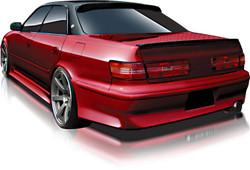 Origin Toyota Mark II JZX100 Trunk Wing
