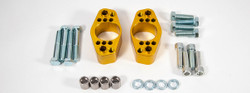 TECHNO TOY TUNING - Evolved Roll Center Adjusters for The AE86 Corolla