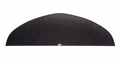 APR Carbon Fiber Front Wind Splitter Mitsubishi Evo X without Factory Lip