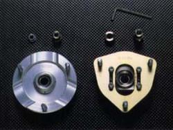 Tein PillowBall Upper Mounts - Nissan S13, S14 Adjustable Camber Plate