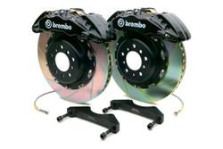 Brembo GT Front Slotted Big Brake Kit - Nissan 350Z, 370Z, Infiniti G35