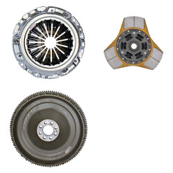 Exedy Stage 2 Cerametallic Clutch & Flywheel Kit for 350Z and 370Z HR Motors