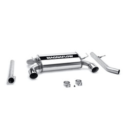 """Magnaflow Stainless Steel 2.5"""" Single Cat-Back Exhaust System - 03-09 Nissan 350Z"""