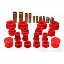 Energy Red Front Control Arm Bushings - 03-07 Infiniti G35, 03-09 Nissan 350Z