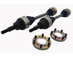 Driveshaft Shop 1200HP Pro-Level Direct Fit Axles - 89-02 Nissan Skyline R32 R33 R34