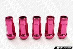 MUTEKI SR48 Open Ended Racing Lug Nut - PINK