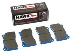 Hawk Blue 9012 Front Brake Pads - 95-02 BMW M3 E36
