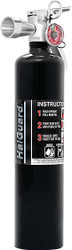 H3R Performance HalGuard Clean Agent Car Fire Extinguisher 2.5 lb - BLACK