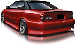 Origin Toyota Chaser Stylish Rear Bumper - JZX100
