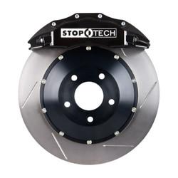 StopTech Black Front Slotted Big Brake Kit 355x32mm - 2006 BMW M3 E90/E92