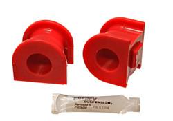 Energy Suspension Red Rear Sway Bar Bushing Set 25.4mm - 00-09 Honda S2000