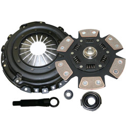Competition Clutch Stage 6 Pad Rigid Ceramic Clutch Kit - 03-06 Mitsubishi Evolution 8/9