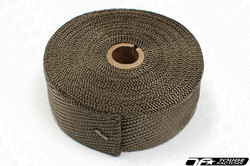DEI Titanium Exhaust Wrap with LR Technology (2in x 50ft)
