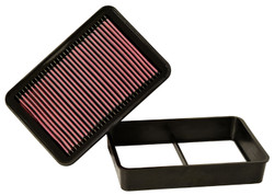K&N Replacement Air Filter - 08-14 Mitsubishi Evolution X