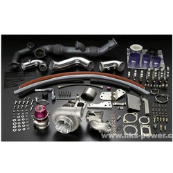 Garrett Turbo Kit - 08-14 Mitsubishi Evolution X