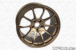 Volk Racing ZE40 - 18x11+15 5x114.3 - Bronze
