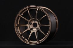 Volk Racing ZE40 - 18x10.5 5x114.3 - Bronze